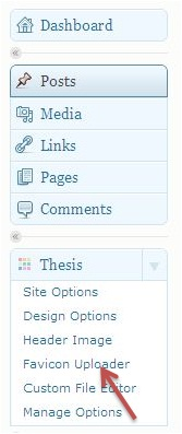 thesis theme favicon uploader The headway wordpress theme is a framework and a competitor to the well-known thesis theme how to upload a favicongoogle chrome is showing me tomcat icon instead of.