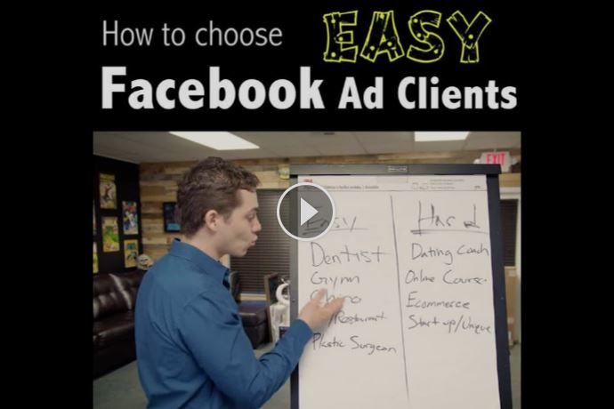 Dan henry facebook ad client
