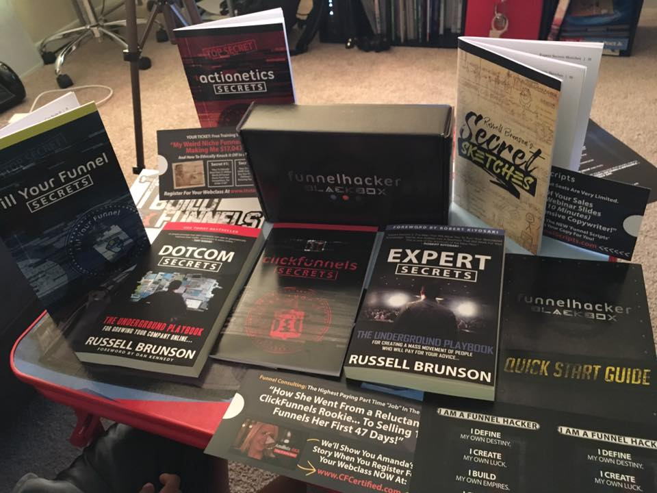 expert secrets black box