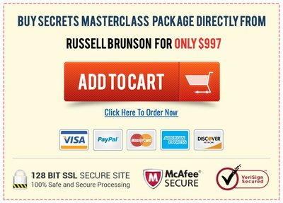 secrets masteclass pricing